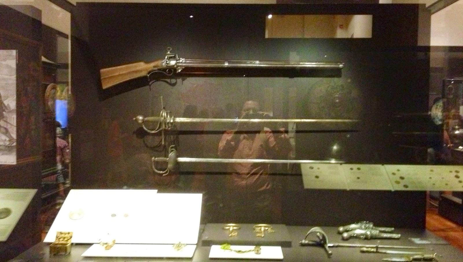 Armamento de los gloriosos tercios españoles - Tercios Españoles - Tercios - Museo Arqueológico Nacional - MAN - Madrid el troblogdita