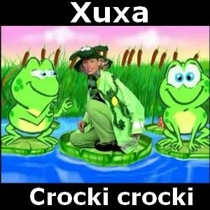 Xuxa - Crocki crocki