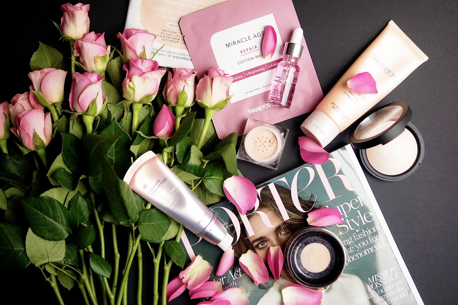 barely-there-beauty-blog-flatlay-photography-glowing-skin-favourites