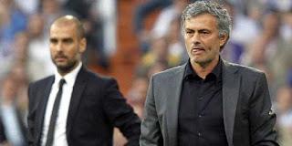 Laga Pertama Mourinho vs Guardiola Terancam Batal