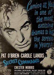 Carole Landis Secret Command