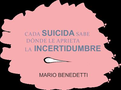 El suicida y sus incertidumbres