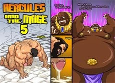 Hercules and the Mage part5