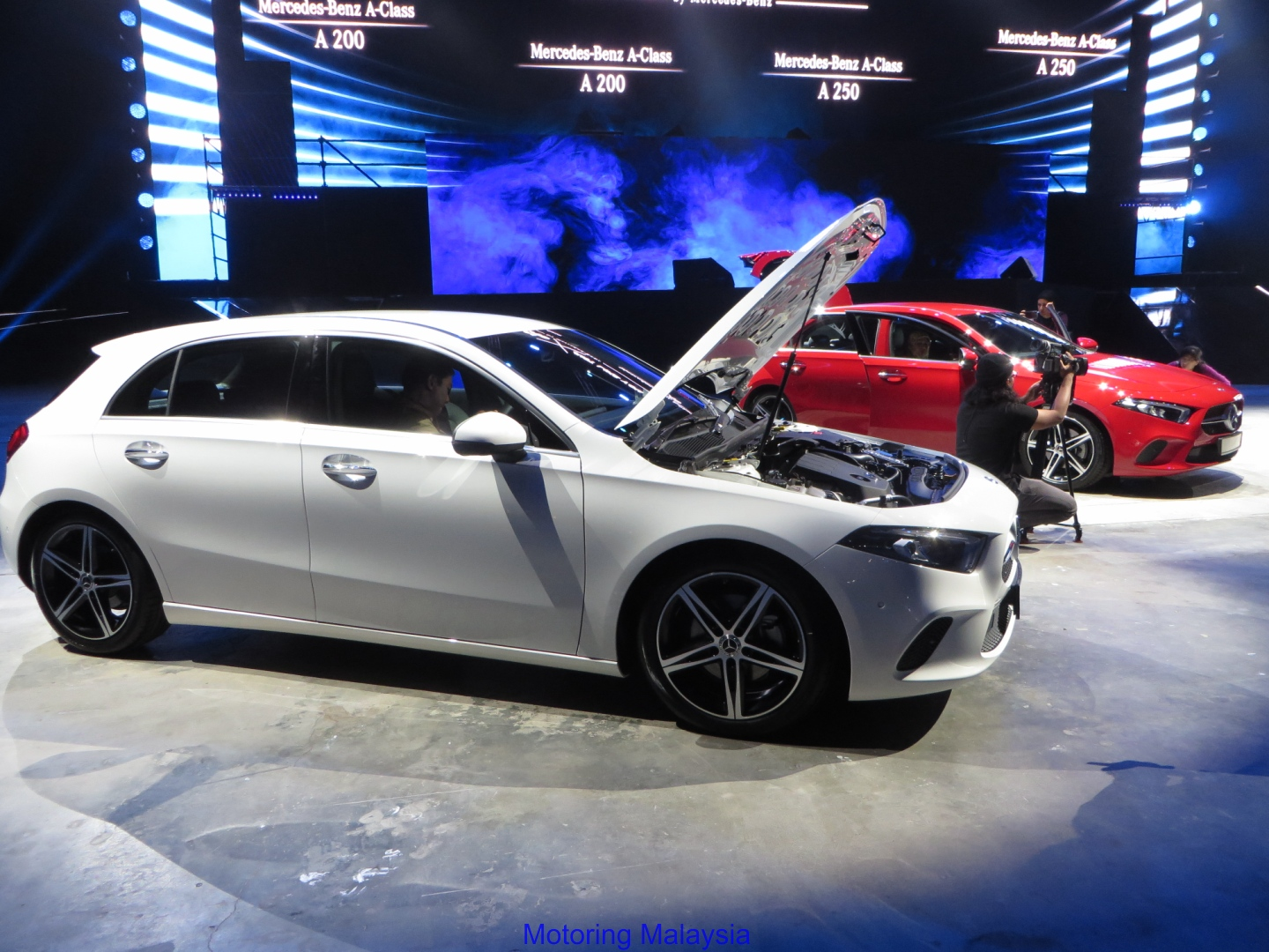 Motoring Malaysia The All New Mercedes Benz A Class Gets