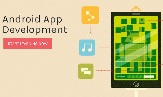 Learn to Build Android Apps & Games with easy Online Tutorials
