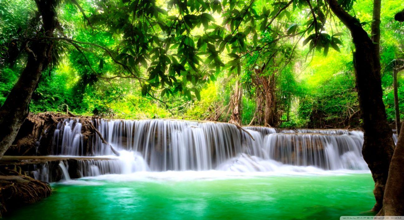Waterfall Wallpaper Hd Desktop Wallpapers Awards