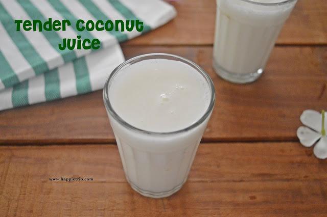 Tender Coconut Juice | Elaneer Juice