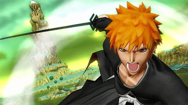 Ichigo, J-Stars Victory Vs, Shounen, Jump, Weekly Shounen Jump, Anime collaboration, games, PS3, Playable Characters, Screenshot