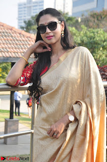 Angana Roy in Silk Saree at Teaching Tree Carnival .xyz 030.JPG