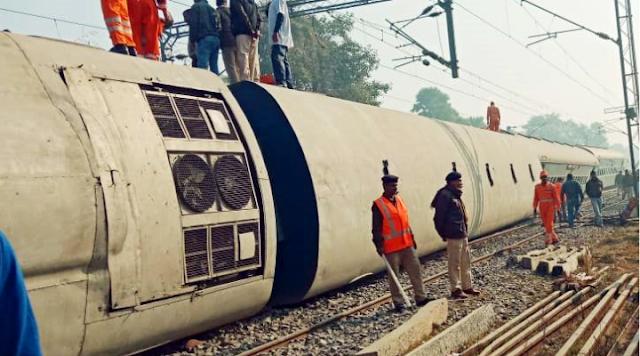 Bihar: सीमांचल एक्सप्रेस की 11 बोगियां पटरी से उतरीं; 6 की मौत, 24 जख्मी, Breking News