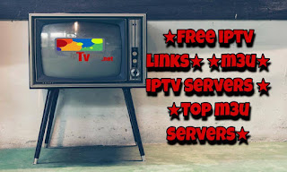 Get IPTV SERVERS FOR FREE M3U PLAYLIST 08-10-2018  ★Daily Update 24/7★