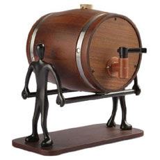 Use This Point In Gifting Him On The Valentineu0027s Day This Year. Gift Him A  Wooden Liquor Decanter, Which He Can Use When ...