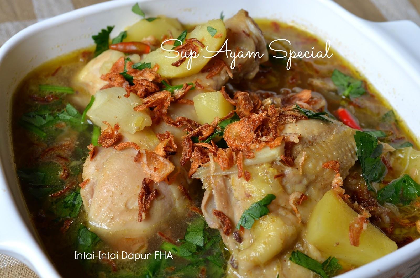 Sup Ayam Special