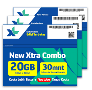 Cara Memasukan Kode Voucher Kuota XL Terbaru 2018