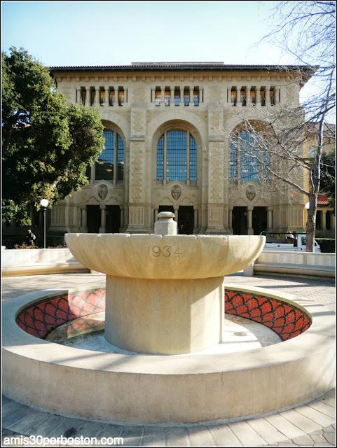 Green Library, Universidad de Stanford