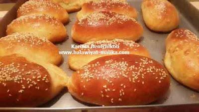خبز خفيف وهش