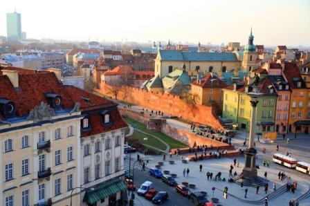Warszawa, Polandia