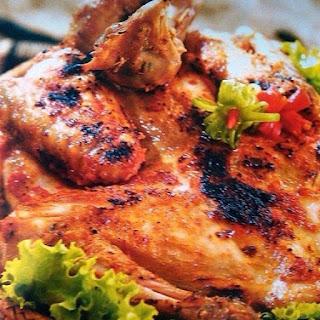 Resep Ayam Bakar Taliwang Untuk Makan Siang Asli NTB