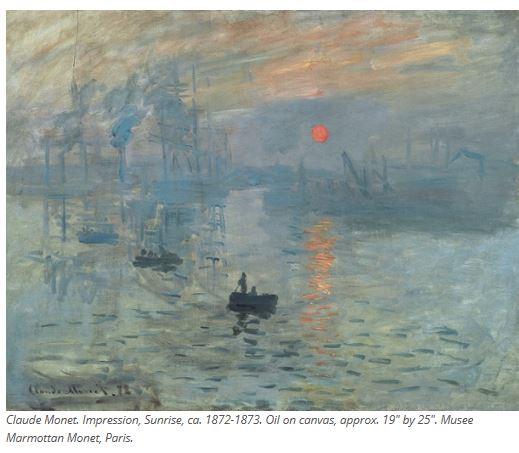 ¿Cómo surgió el impresionismo?