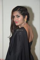 Pavani Reddy in Black Saree Sleeveless Choli ~  Exclusive 21.JPG