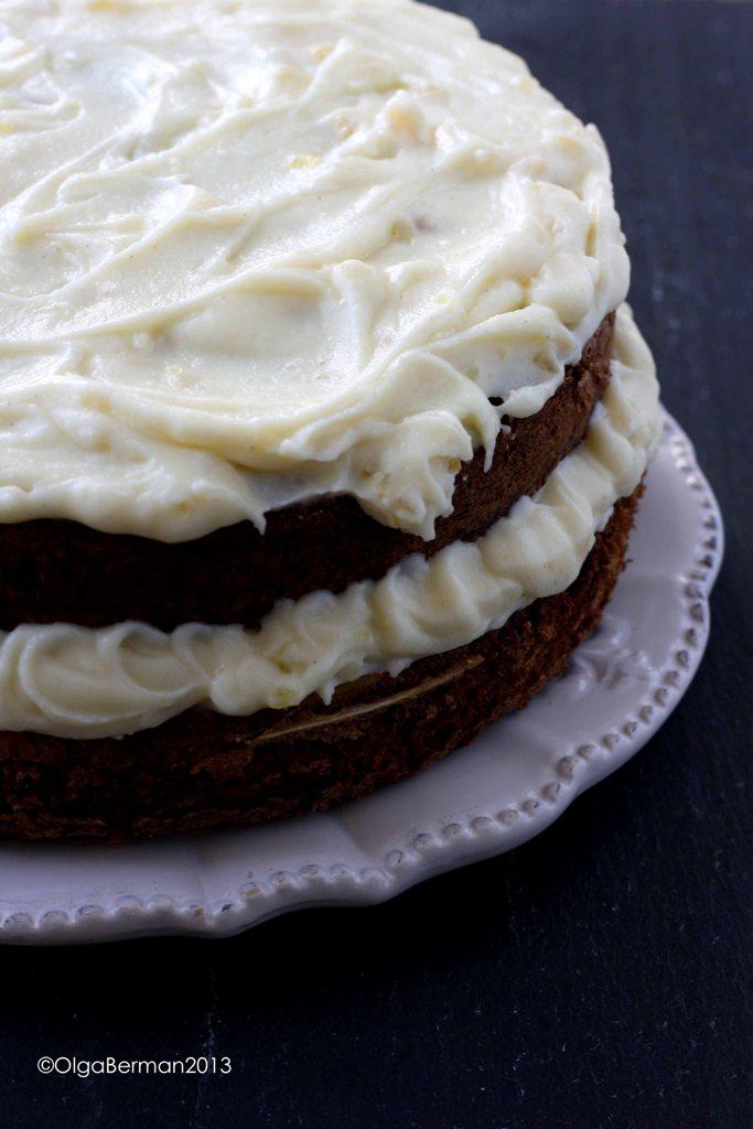 Mango & Tomato: Ina Garten's Carrot Cake Recipe from