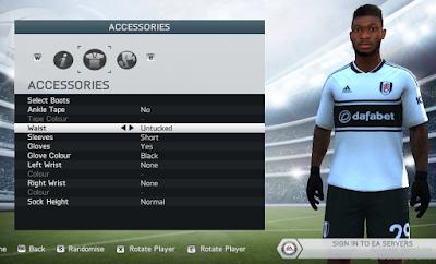 FIFA 14 Faces André-Frank Zambo Anguissa by Lagwagon93