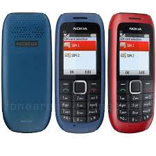 Spesifikasi Handphone Nokia C1-00