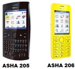 Nokia Asha 205 & 206 ~ TechTricks