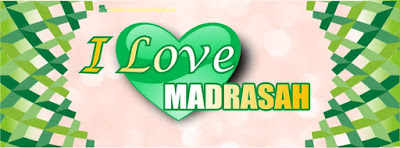 Foto Sampul Facebook I Love Madrasah