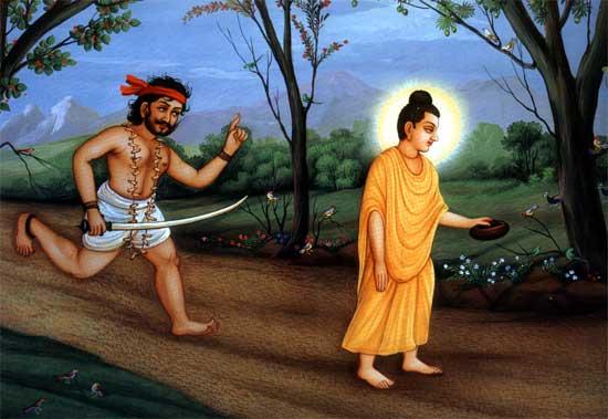 Devadatta Sent Killers to Budhha
