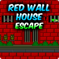 Play AVMGames Red Wall House E…