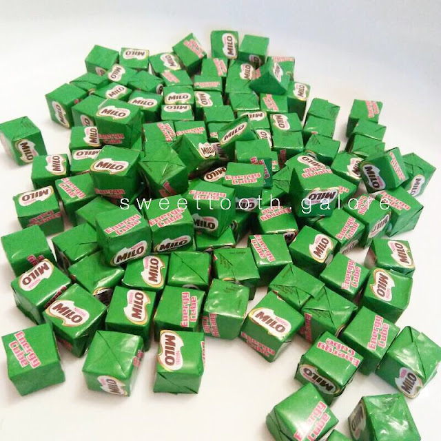 Mesti cuba Milo Energy Cubes
