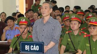 Y án 20 năm tù cho Lê Đình Lượng – đáng thương hay đáng trách?