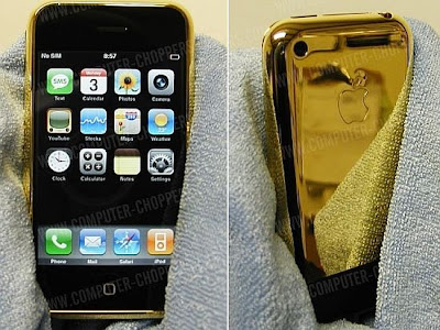 Creative Golden Gadgets and Cool Gold Gadget Designs (15) 13