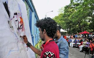 painting maveeyam veedhi
