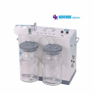 Alat Sedot Lendir Dahak Suction Pump 2 Bottle