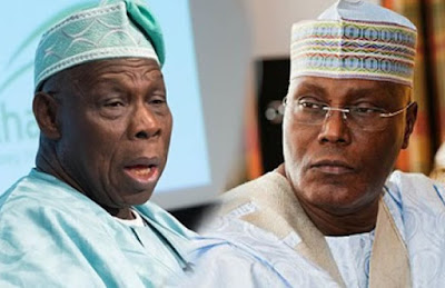 """God will never forgive me if I support Atiku for president"" — Olusegun Obasanjo"