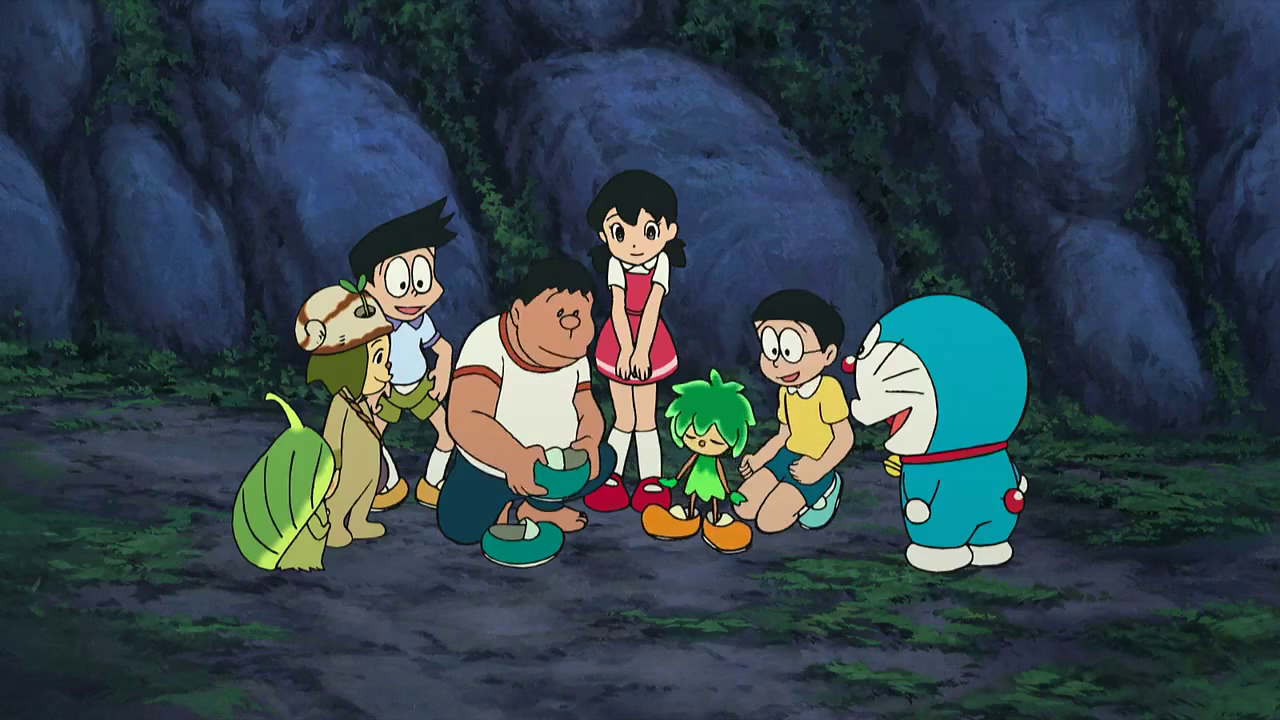 Star Toons India: Doraemon The Movie : Nobita in Hara Hara Planet HINDI  Full Movie [HD]