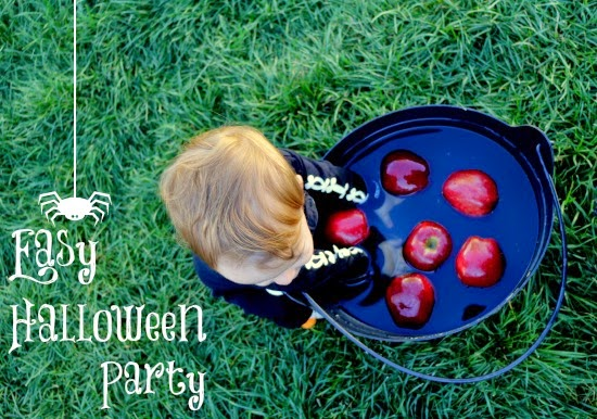 Easy Halloween Party Ideas - tons of ideas for games and activities at your party!