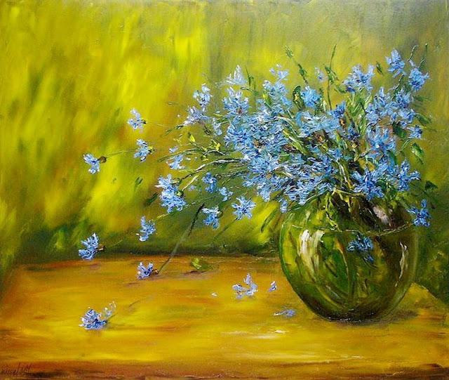Flores: Dibujos y Diseños para Cuadros Faciles Pintura y  - Fotos De Flores Para Pintar Al Oleo