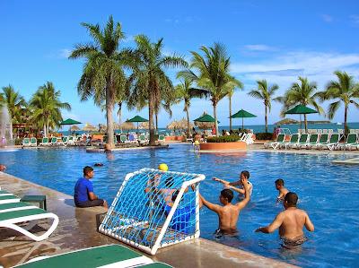 Actividades en el Hotel Royal Decameron Resort Panamá, round the world, La vuelta al mundo de Asun y Ricardo, mundoporlibre.com