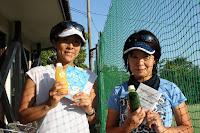 デ・ポーム・ワールド航空杯 第十一回大会 3位:石田・殿岡ペア