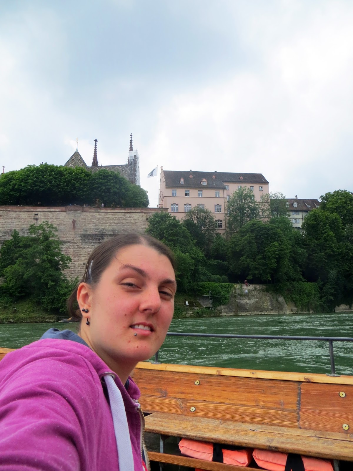 Guest Post: My First Time…Traveling Alone That Is