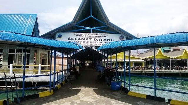 Pelabuhan Tanjung Uban