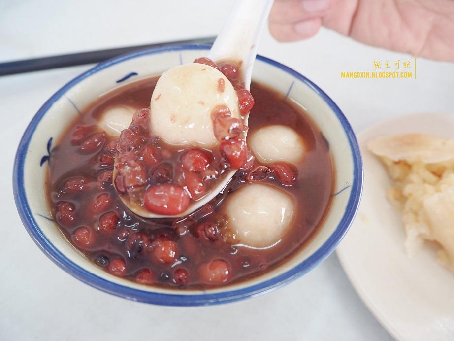 [柔佛周末游] Chin Yoke Peng 居銮水晶糕/花生汤圆 kluang