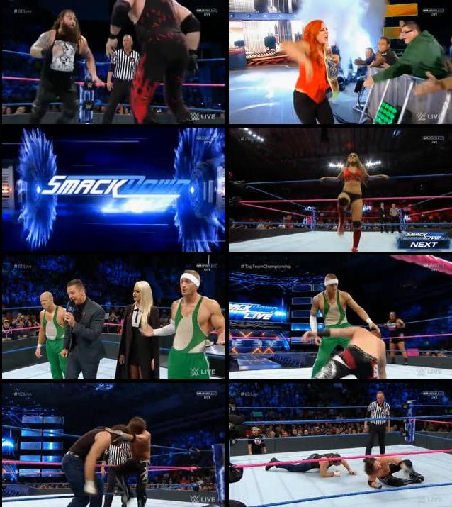 WWE Smackdown Live 25 Oct 2016 HDTV 480p