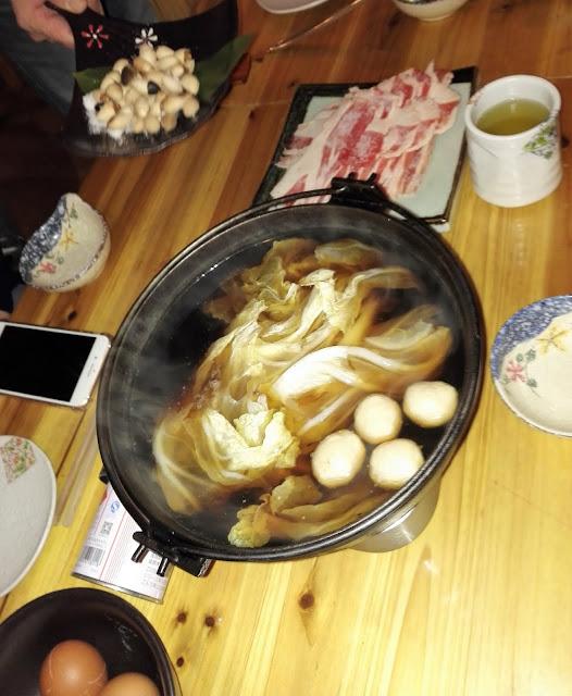 中国風すき焼き