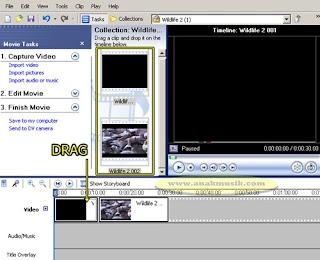 Cara Menggabungkan Beberapa Video Menjadi Satu Dengan Movie Maker