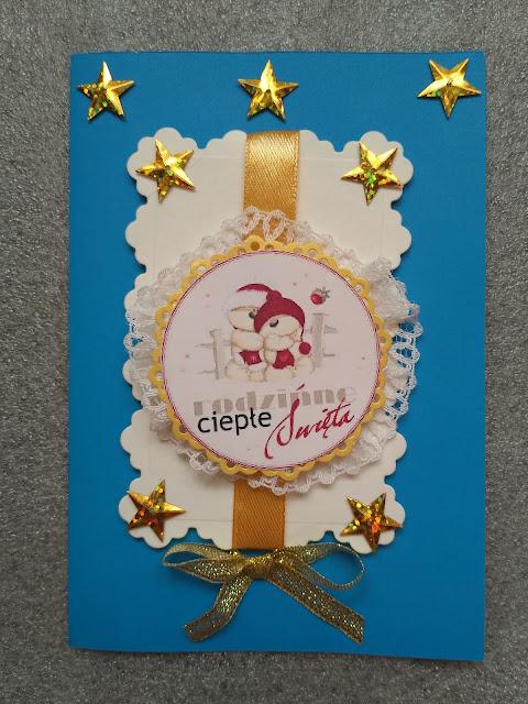kartka na święta