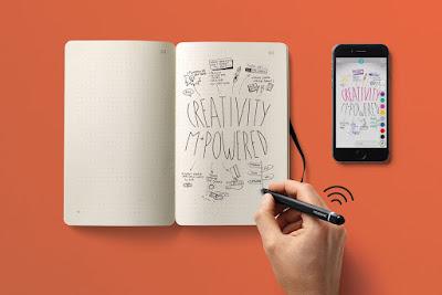Smart Writing: el bolígrafo que convierte en digital lo que escribes en papel